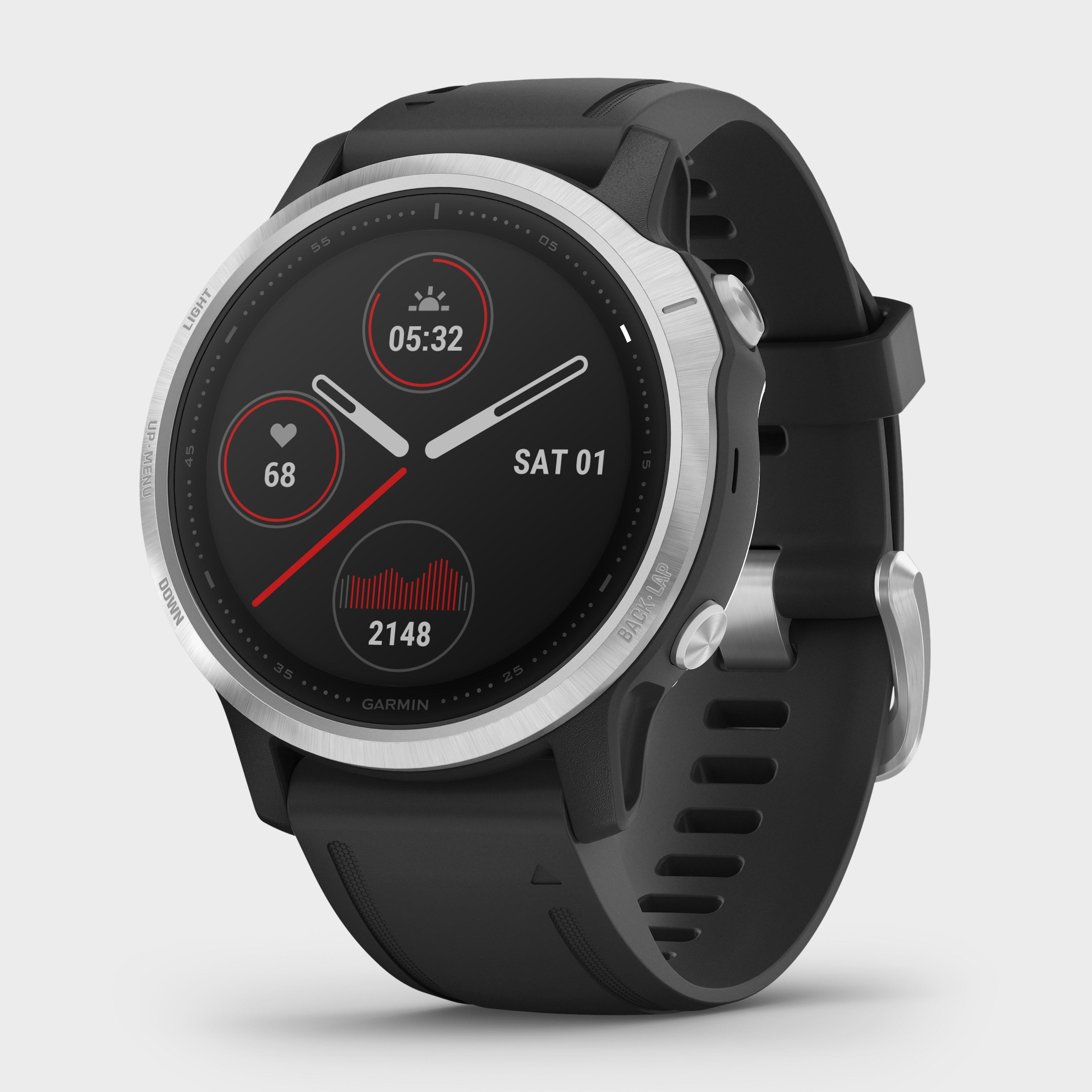 Garmin Fēnix 6S Multi Sport GPS Watch, BLK/BLK
