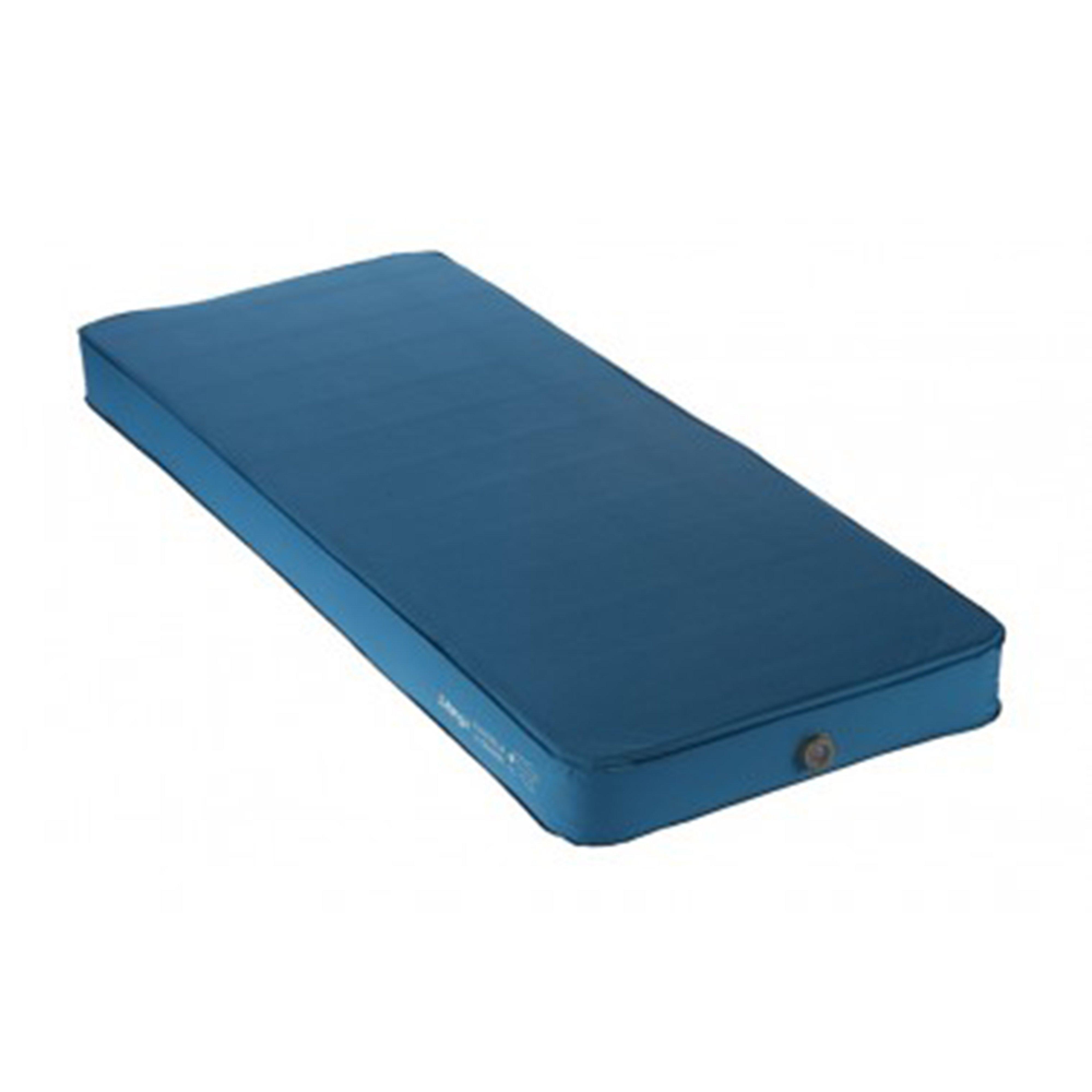 VANGO Shangri-La 15cm Single Sleeping Mat, Blue/Blue