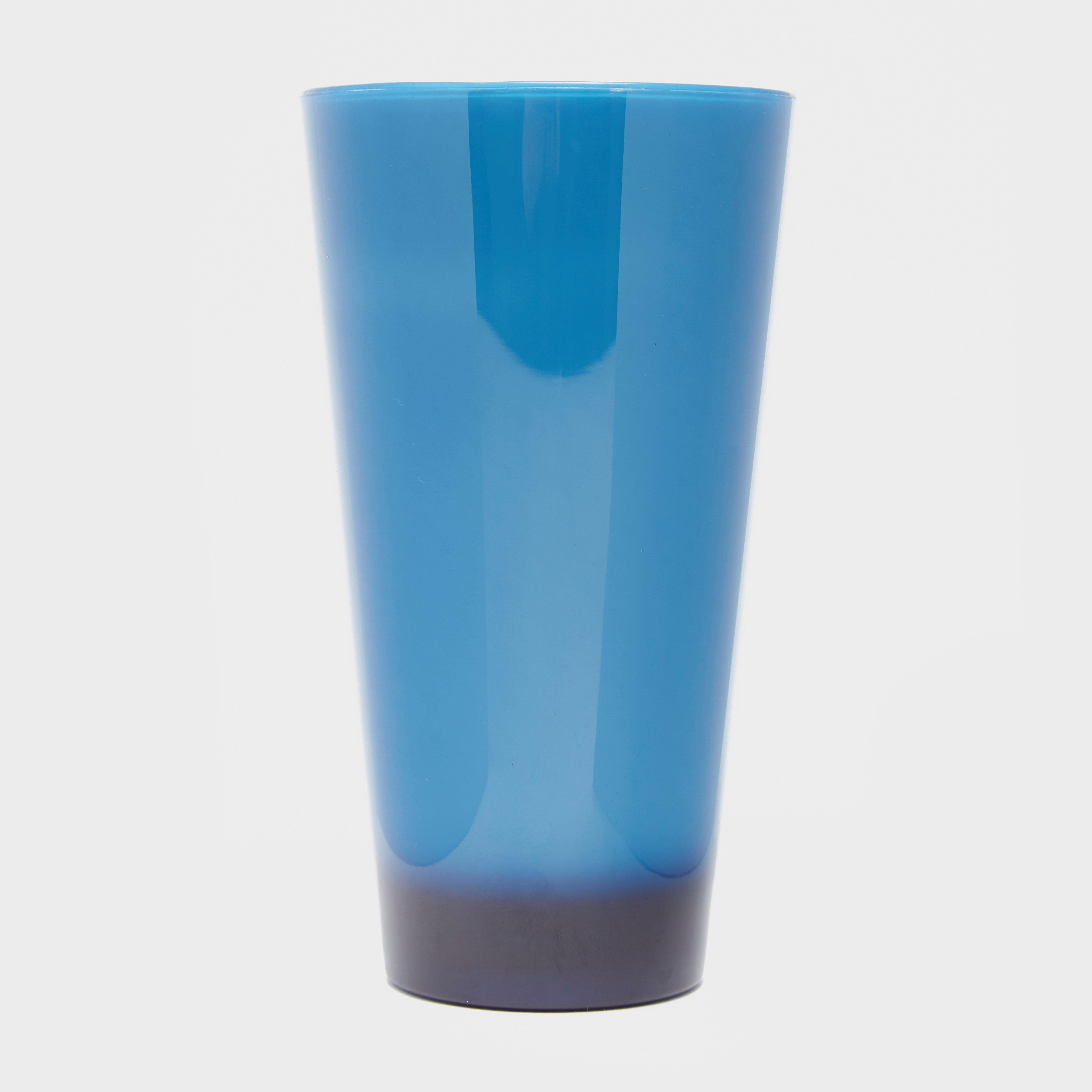 HI-GEAR Deluxe Plastic Tumbler, Blue/BBL