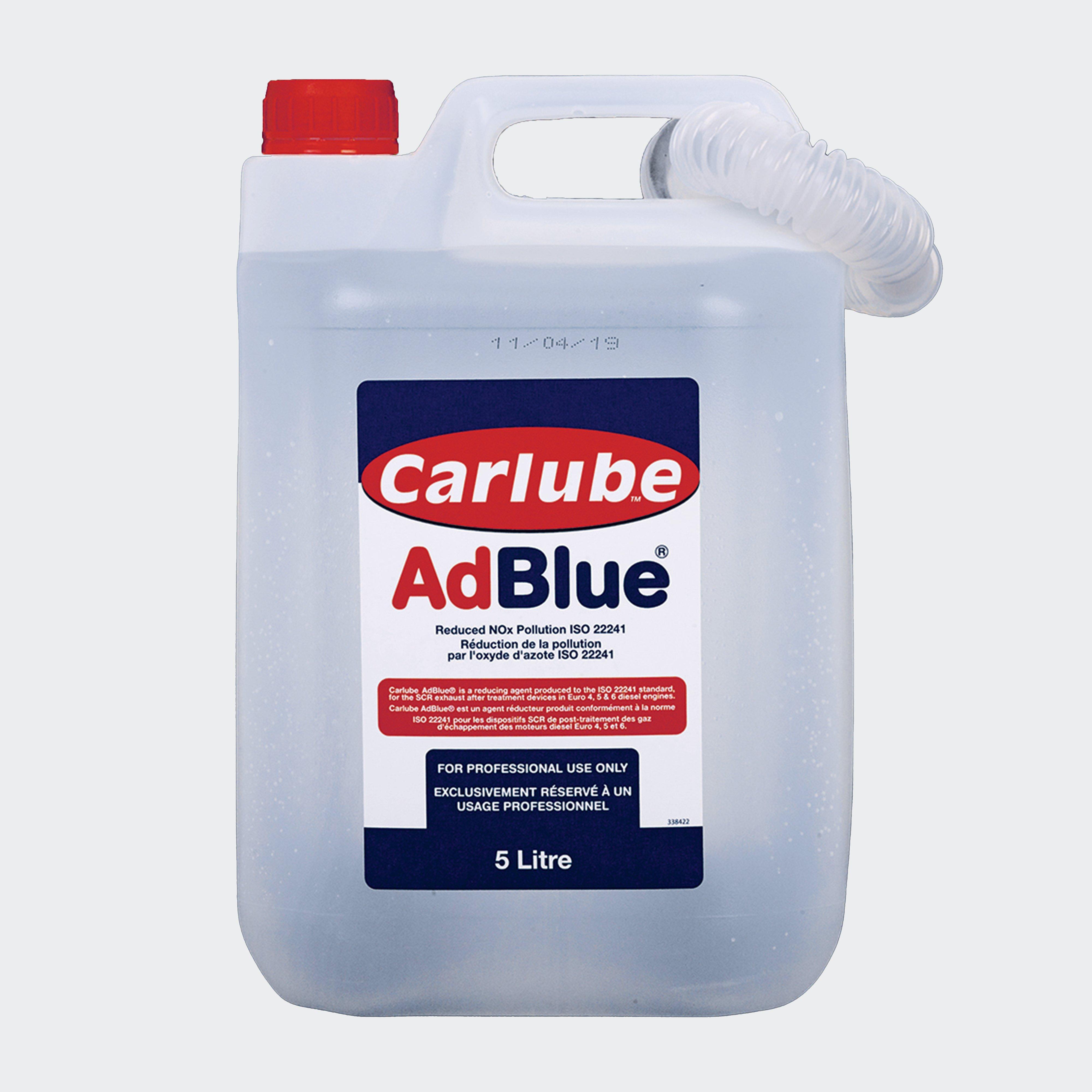 Carplan AdBlue Vehicle Additive (5 Litres), NO/NO
