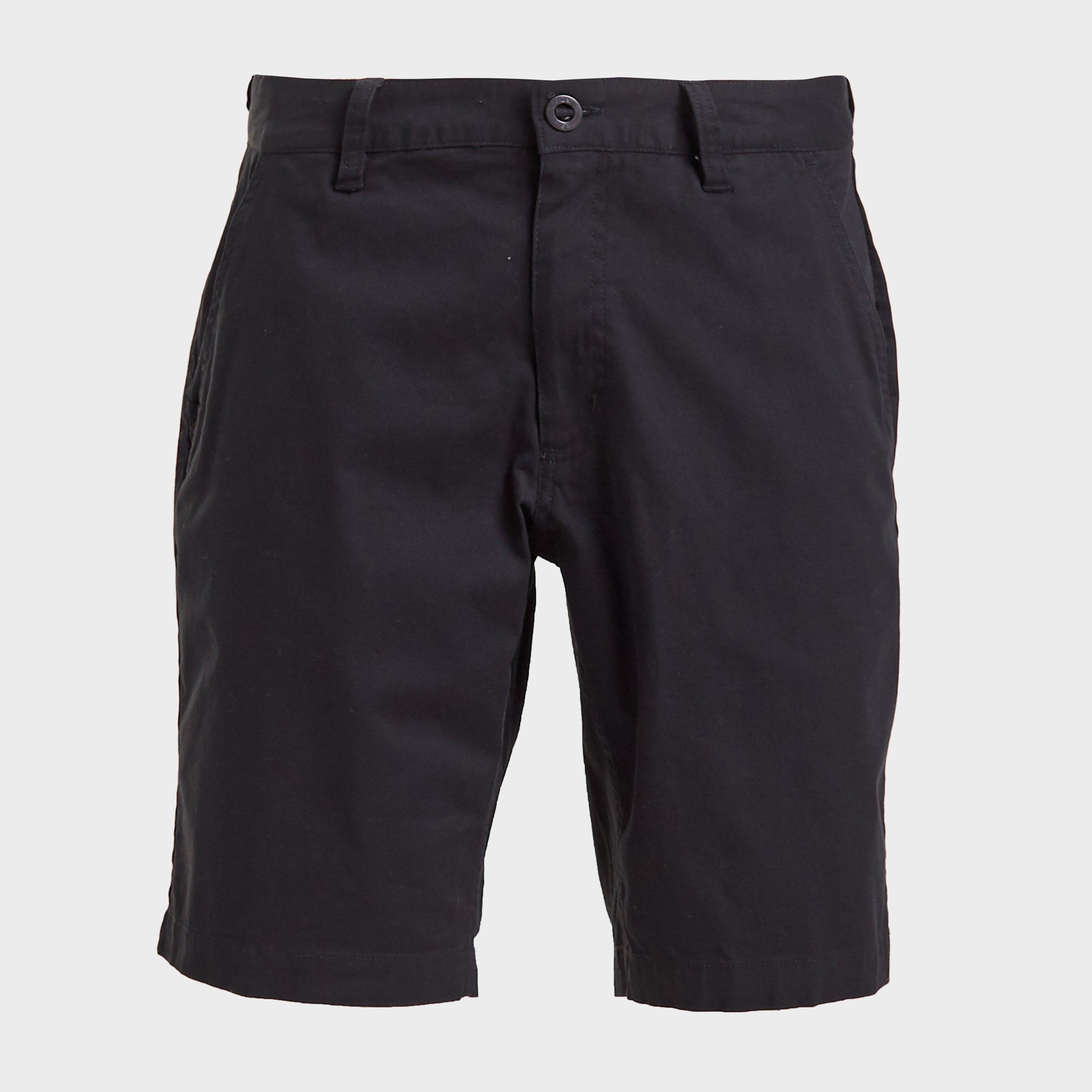 Fox Mens Essex Shorts 20, Black/Black