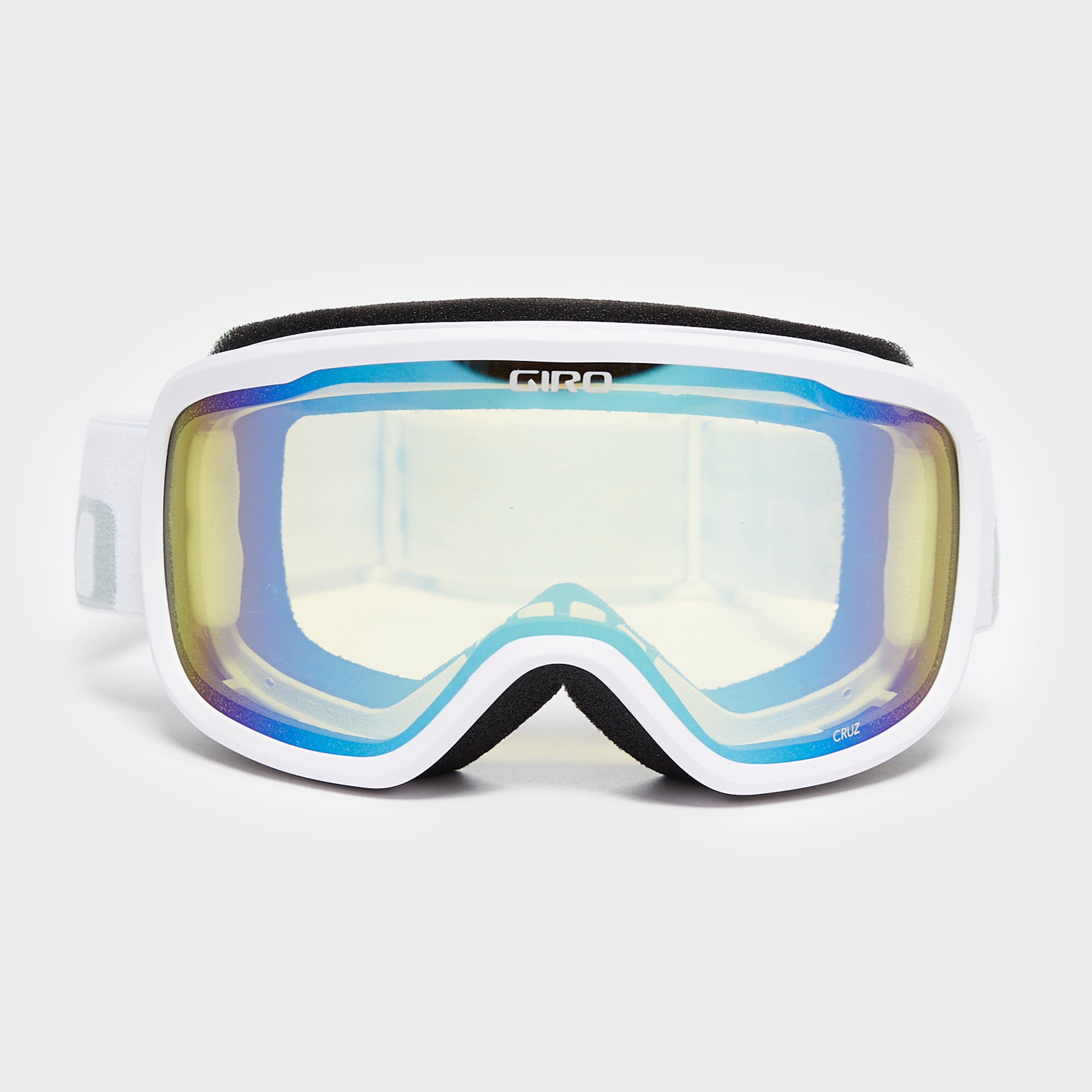 GIRO Cruz Goggle, White/White