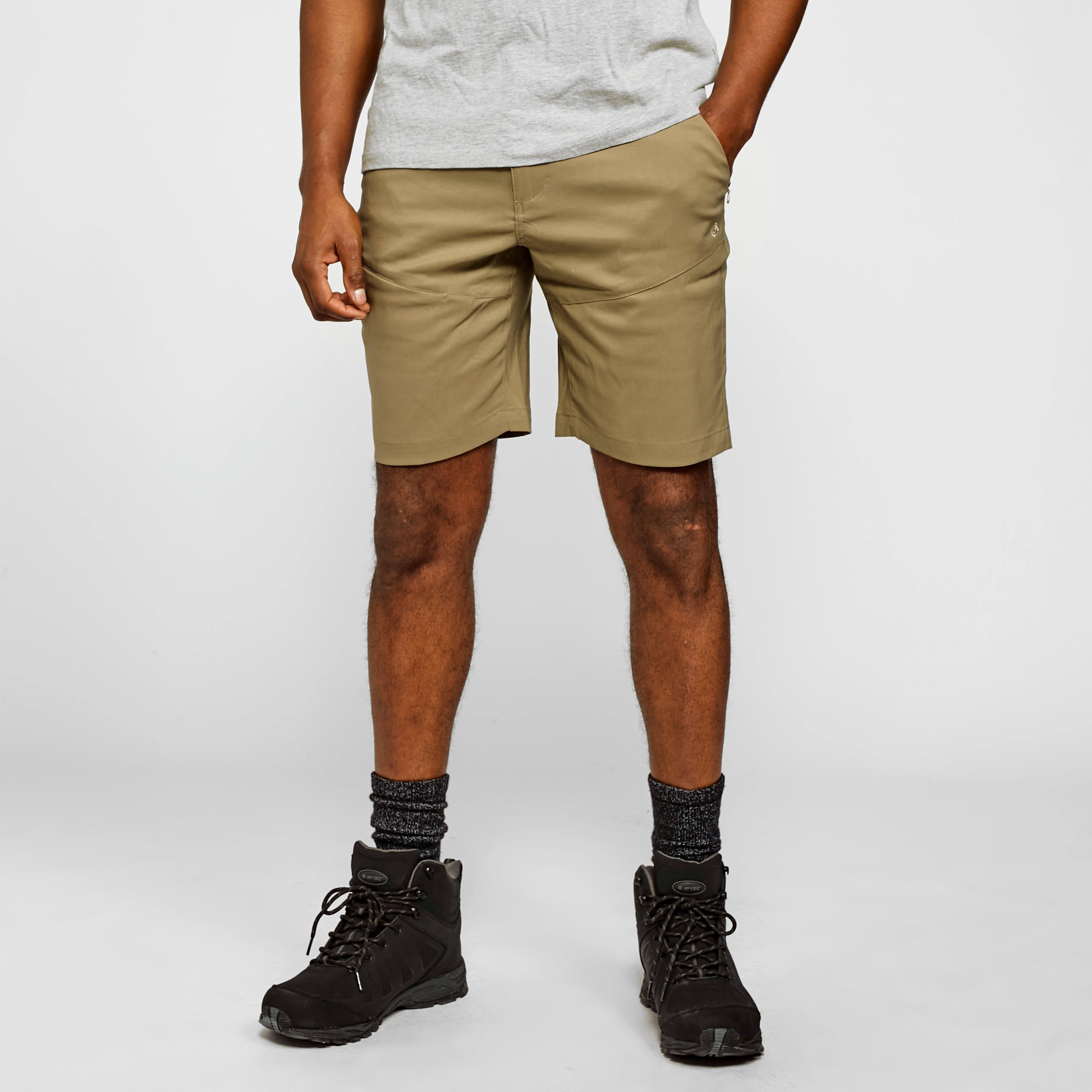Craghoppers Men's Kiwi Pro Shorts, CREAM/CRM