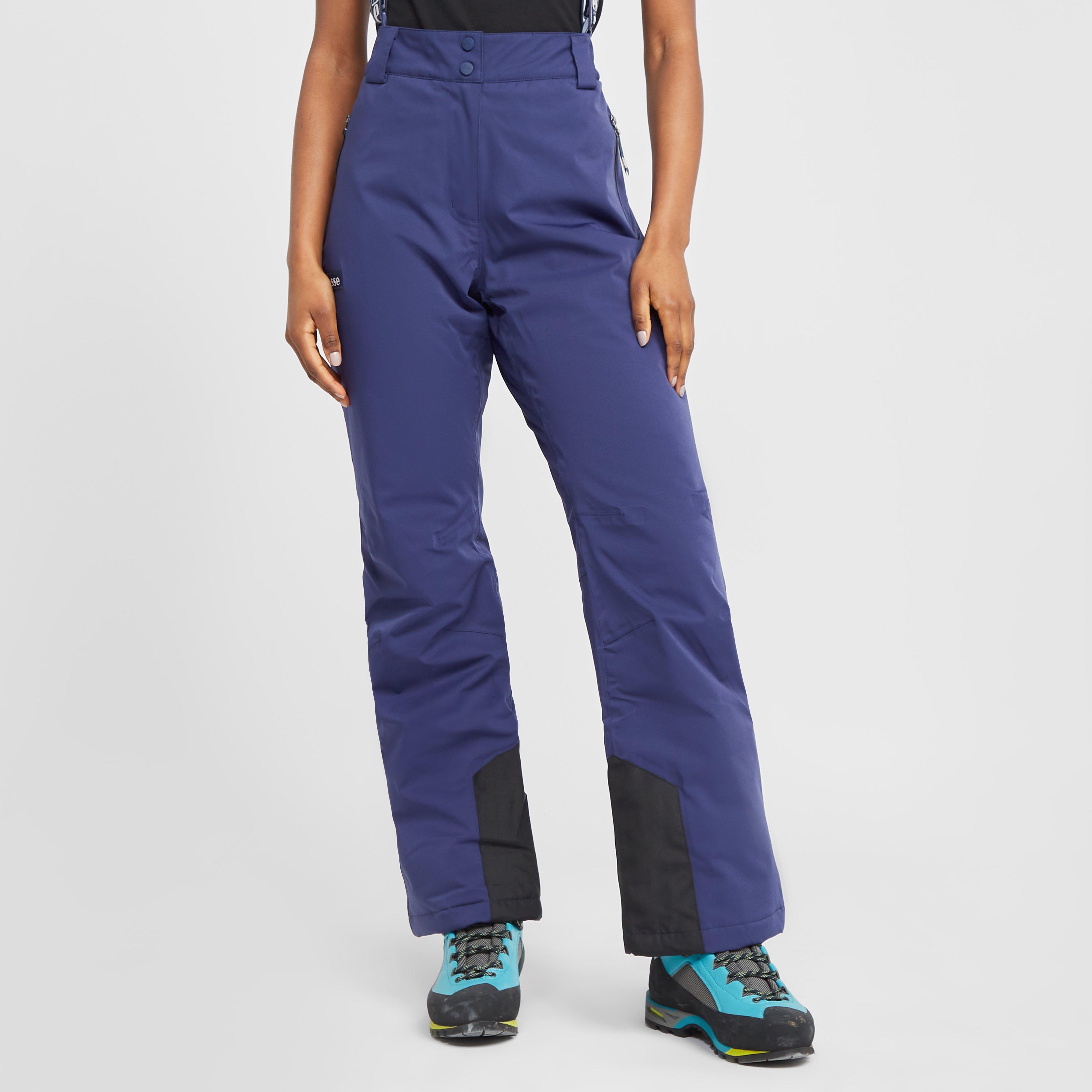 Ellesse Women's Altwegg Salopettes, Blue/Blue
