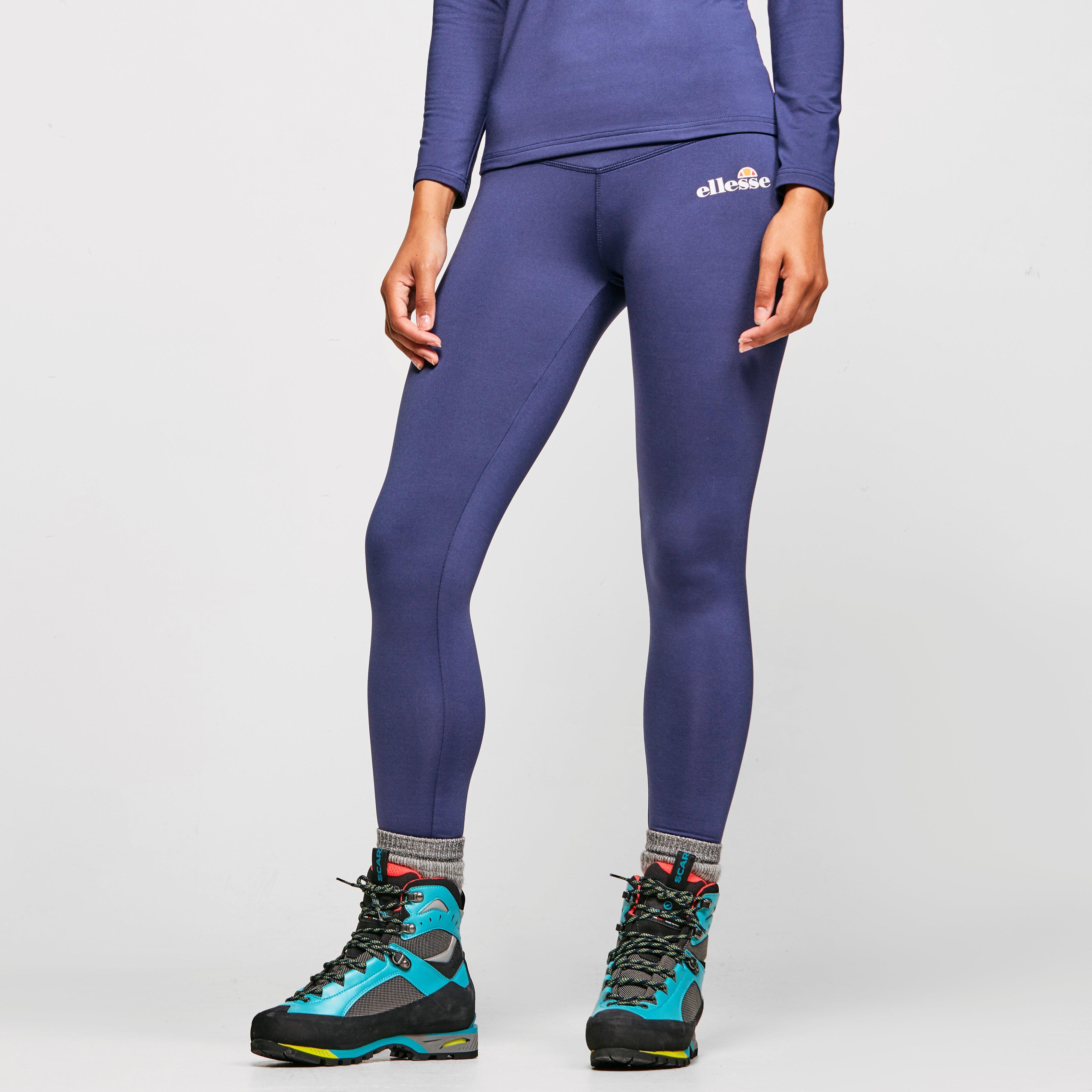 Ellesse Women's Coomber Leggings, Dark Blue/Dark Blue