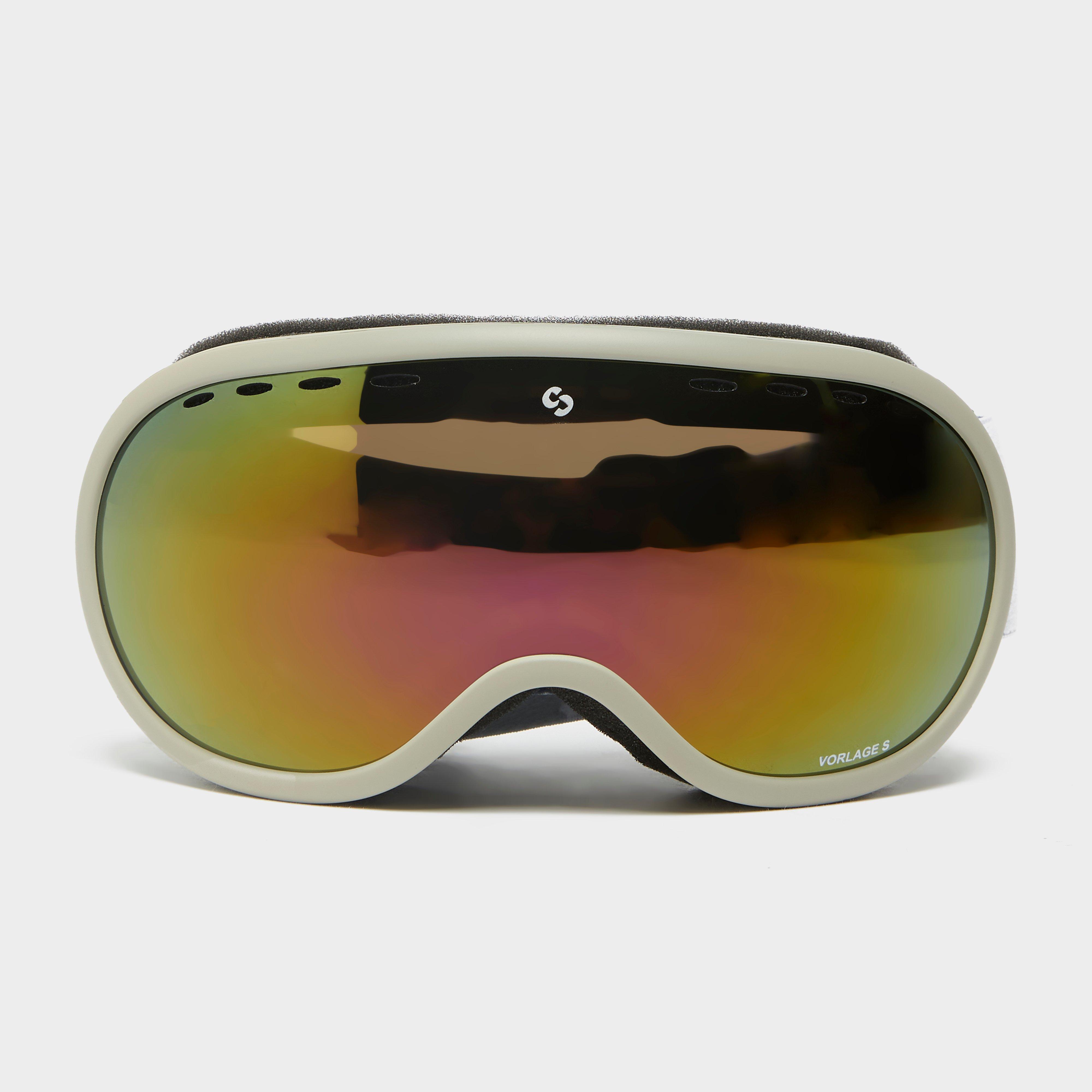 Sinner Vorlage S Goggles, Grey/Grey