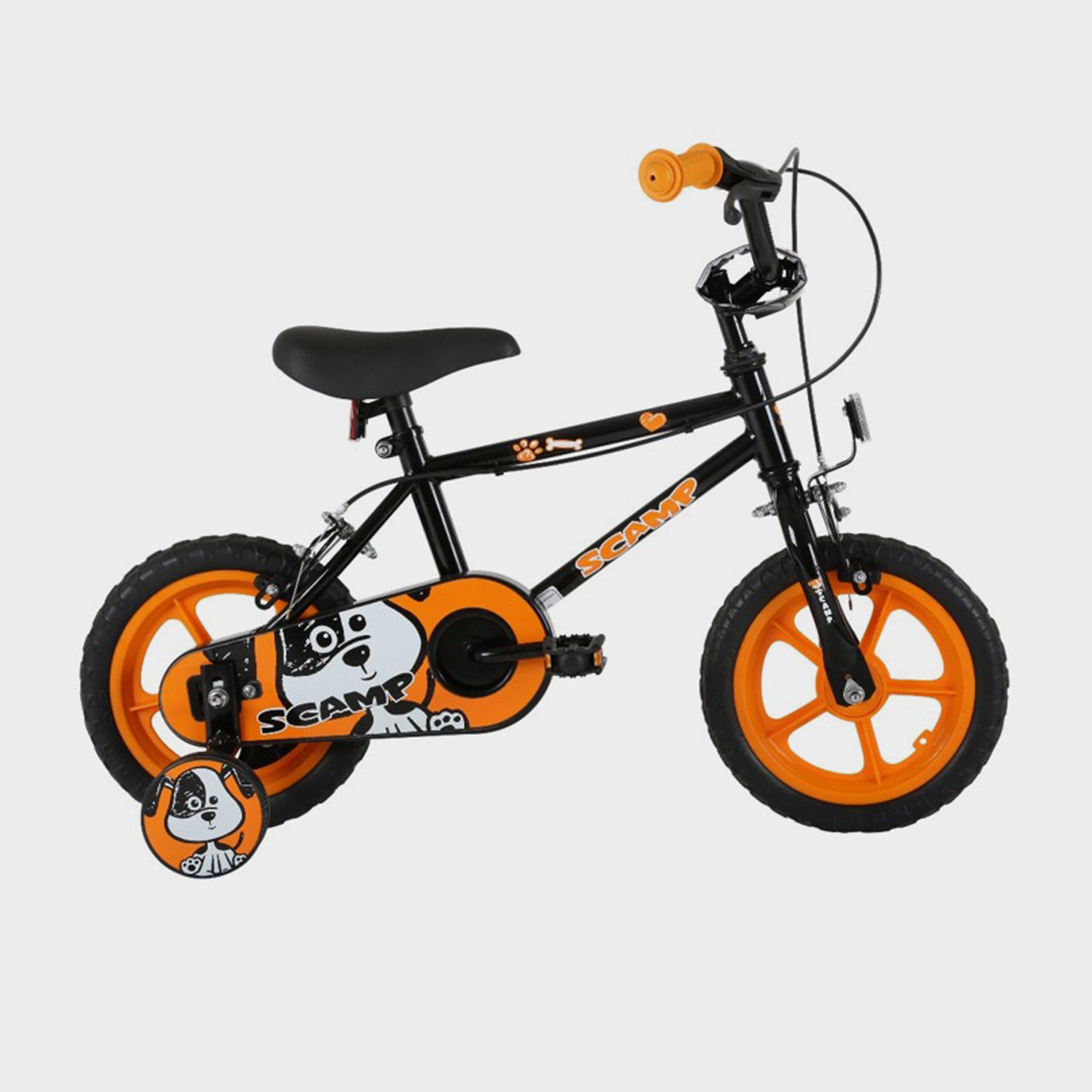 Sonic Kids' Scamp Bike, Orange/Orange