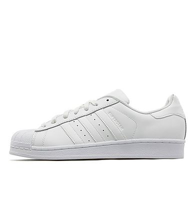Get Nice Superstar Foundation J GS White Pink Gold Kyle's Sneakers