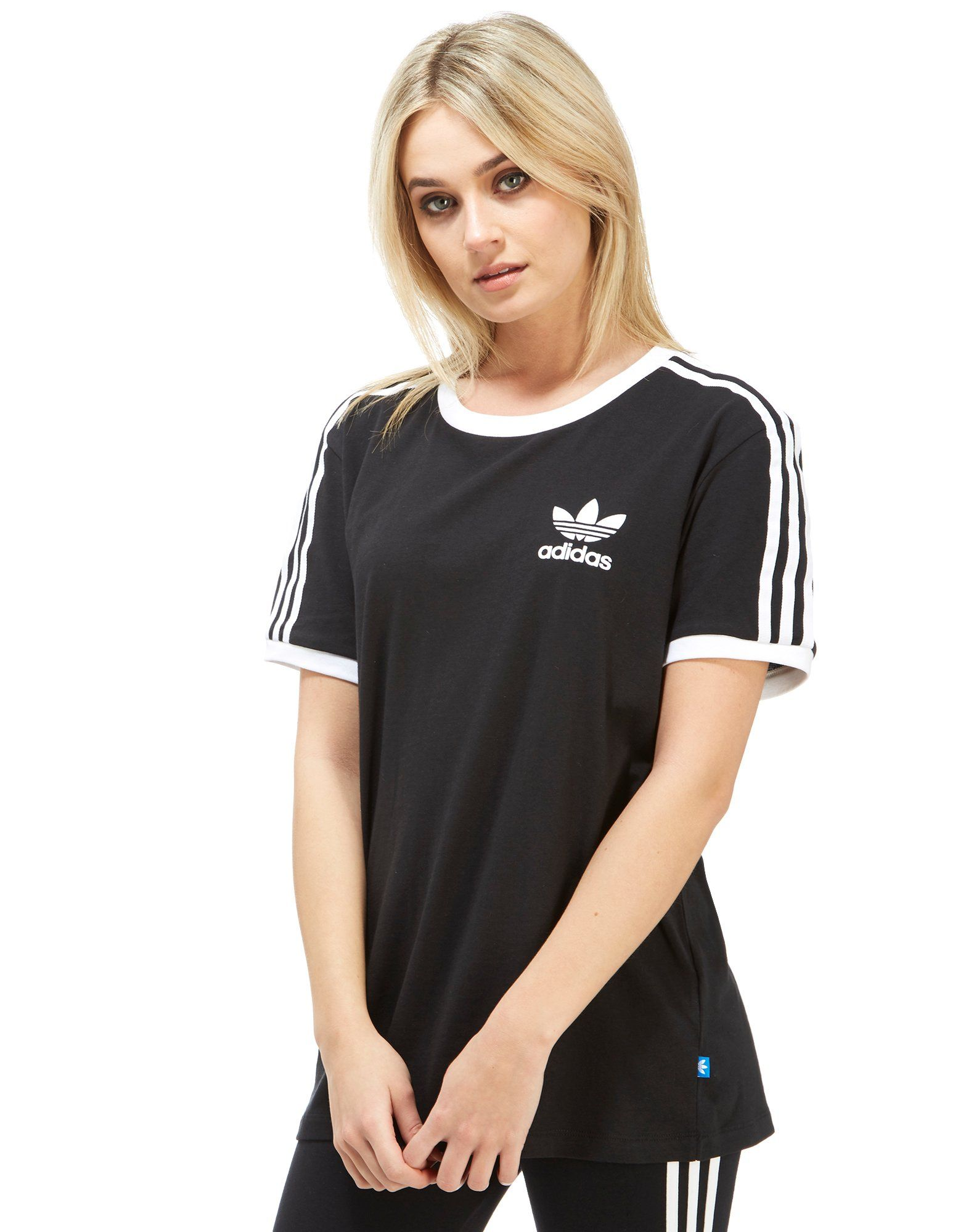 All'adidas Originali California T - Shirt Jd Sports