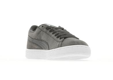 black and white puma suede size 5 jd