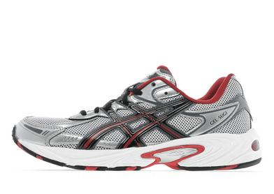 asics mens gel sugi trainers
