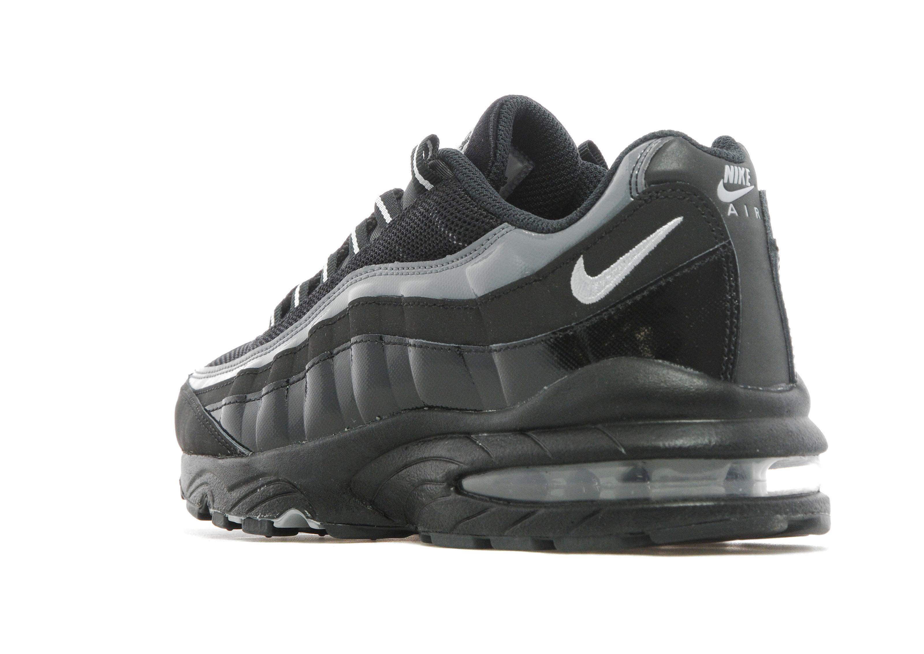 nike air max 95 junior black