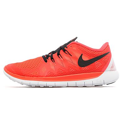 Nike Free 5.0 Junior Orange