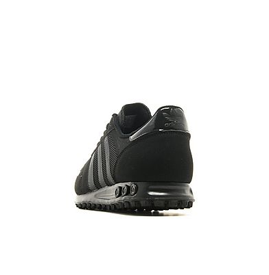 all black adidas la trainers