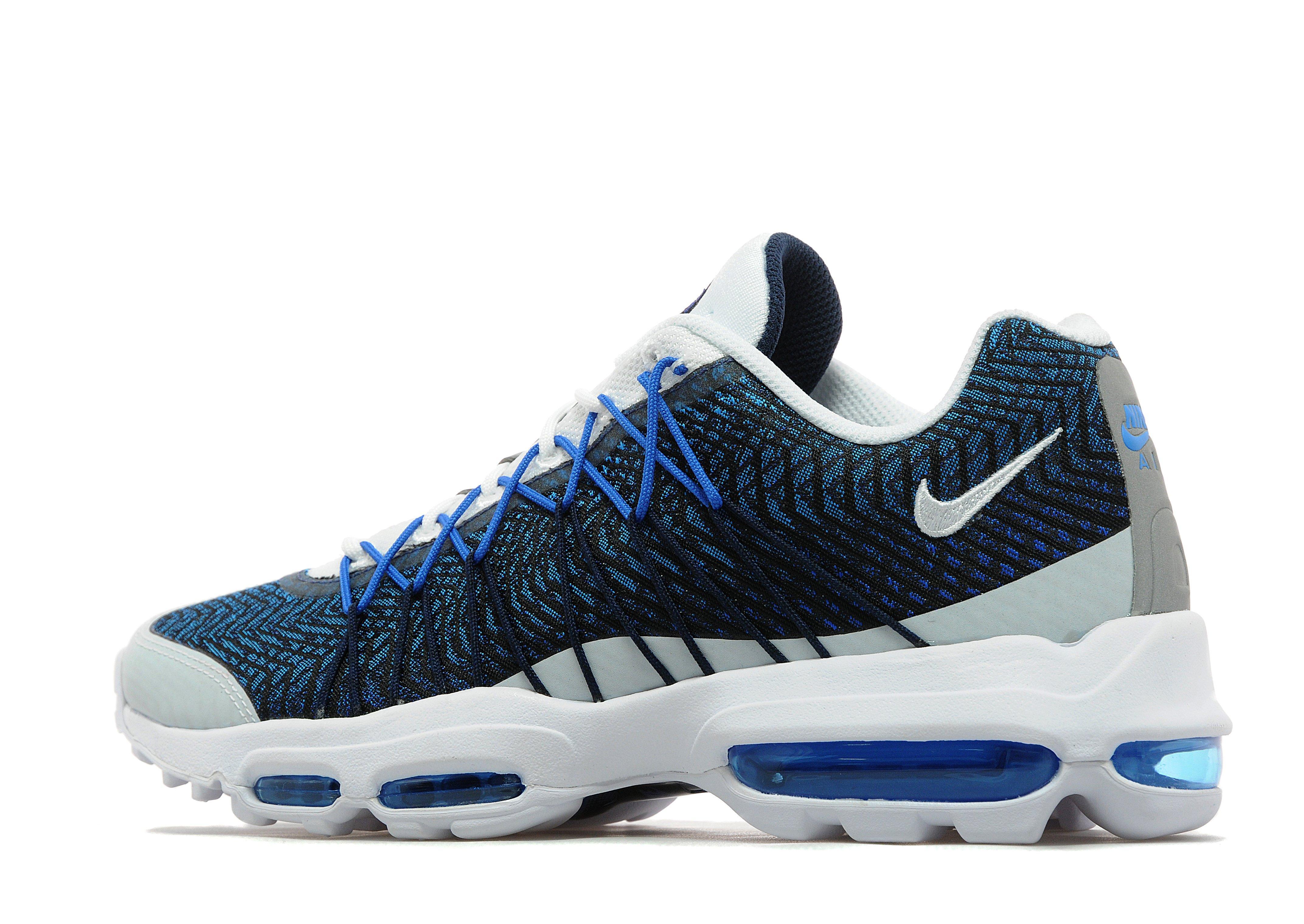 air max 95 jacquard blue