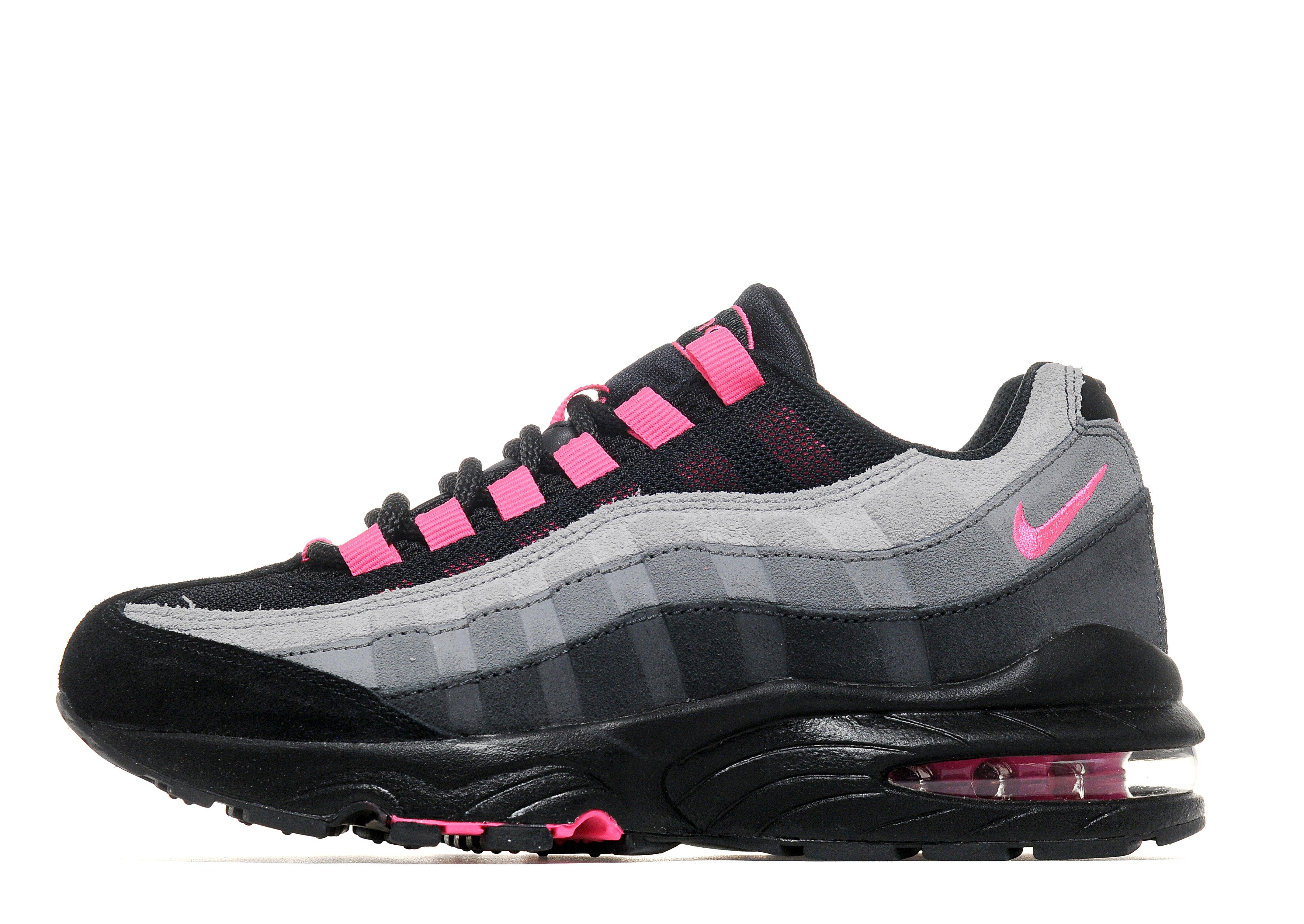 Air Max 95 Pink And Black