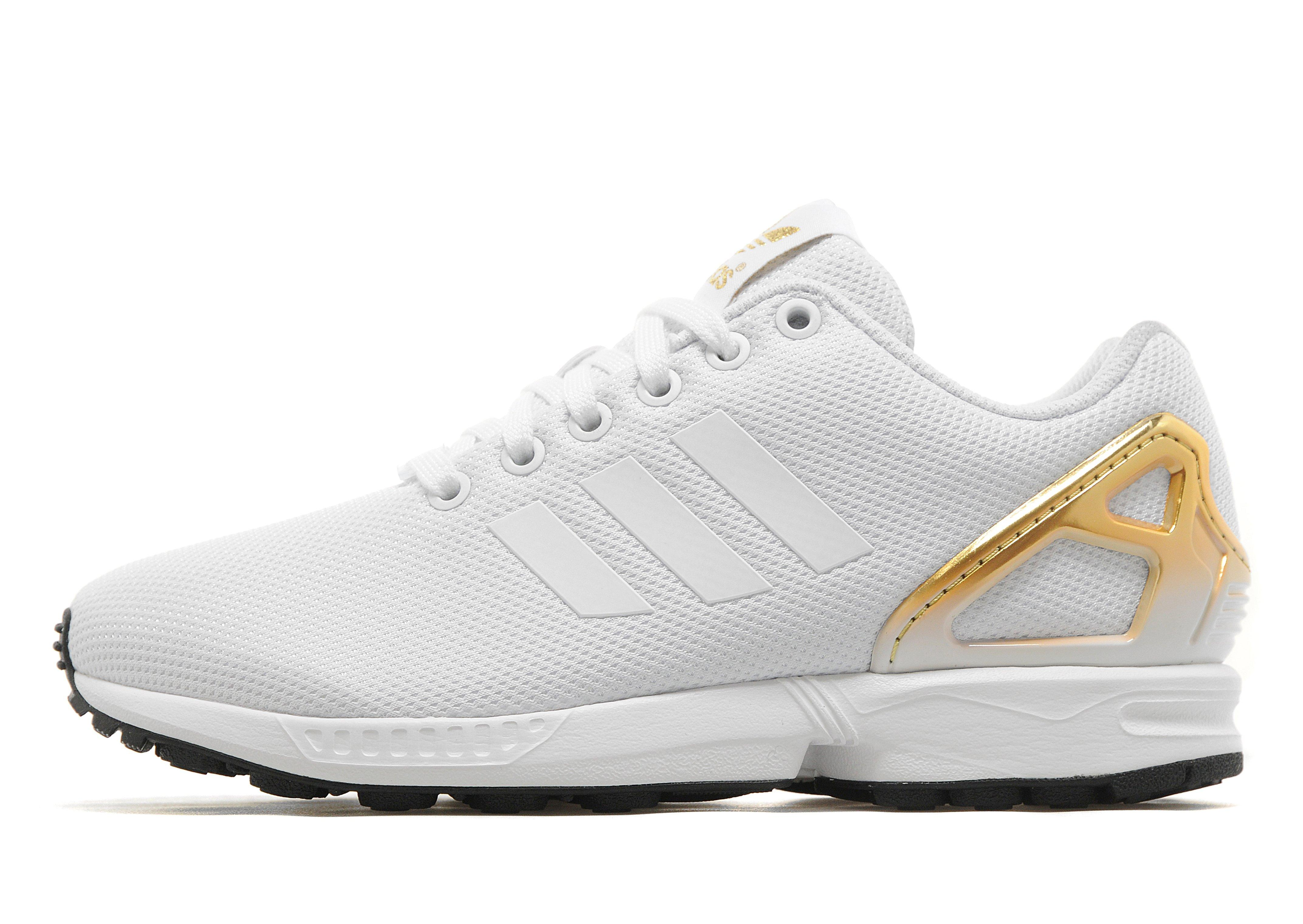 deaf993eb509f usa adidas zx flux black and gold jd be272 50066