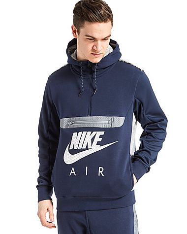 Nike Air Half Zip Hoody - JD Sports