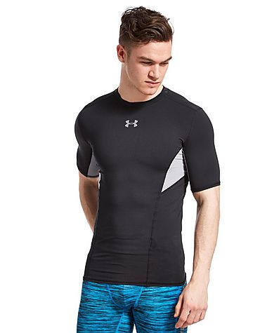 Under armour coolswitch heatgear compression shirt jd sports for Ua coolswitch compression shirt