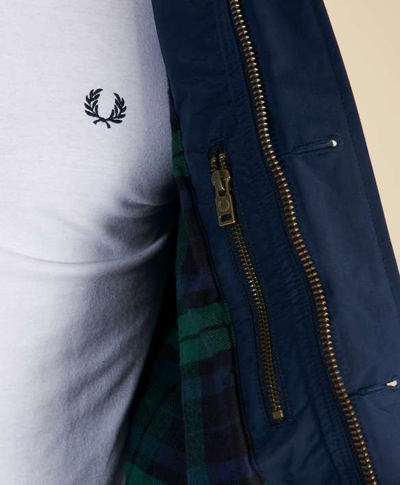 Fred Perry Mountain Parka