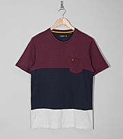 Farah Vintage Alston Big Stripe T-Shirt