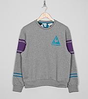 Le Coq Sportif Retro Running Sweatshirt