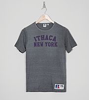 Russell Athletic Ithaca New York T-Shirt