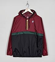 K-Way Leon Overhead Jacket - size? exclusive