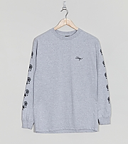 Obey Shackle Rose Long Sleeve T-Shirt