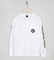 Obey Corner Block Long Sleeve T-Shirt