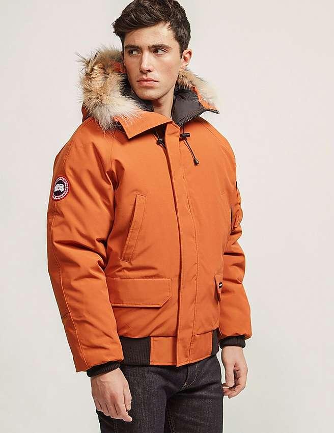 Canada Goose parka outlet price - Orange Canada Goose Chilliwack Bomber Jacket   Tessuti