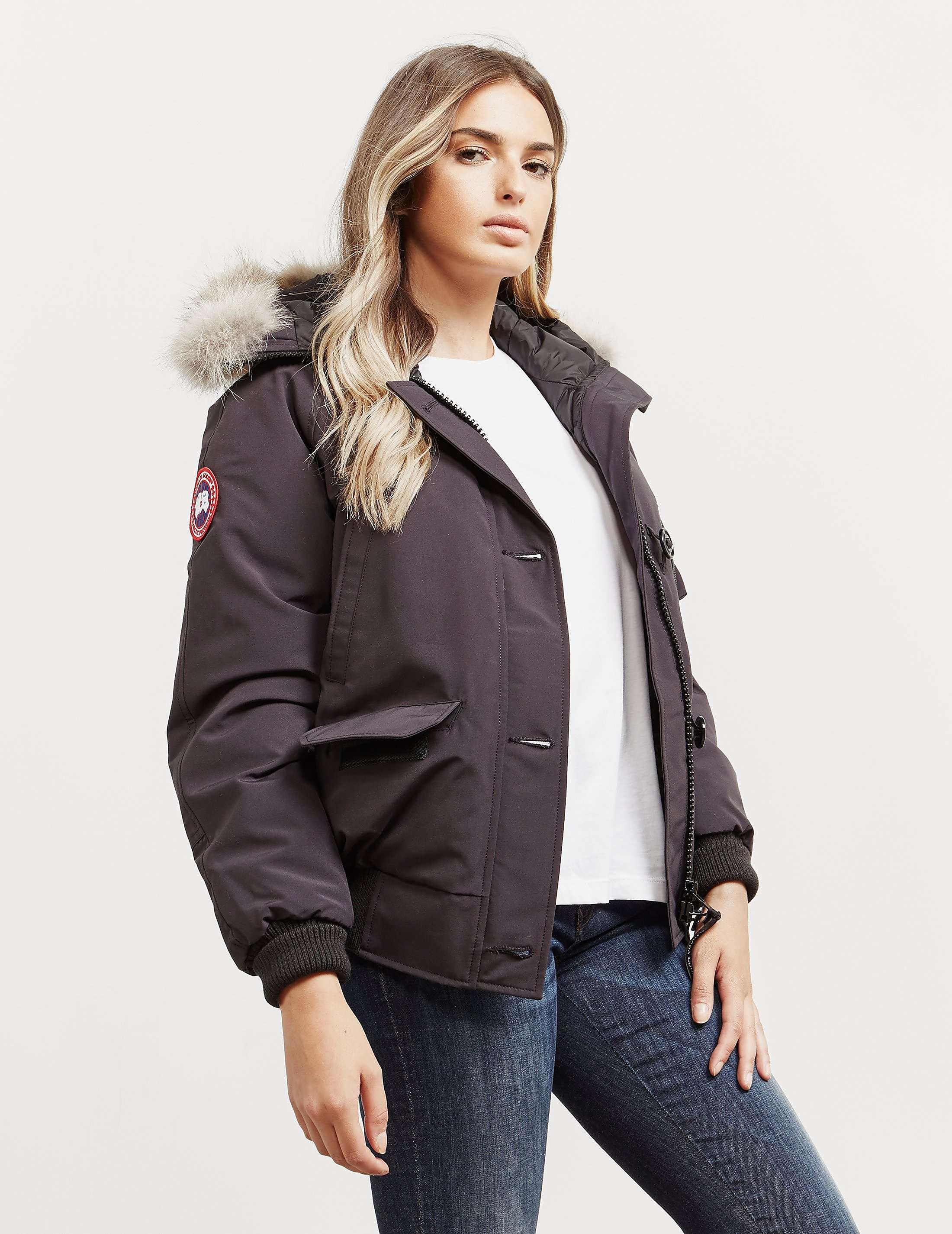 buy canada goose chilliwack bomber women for cheap