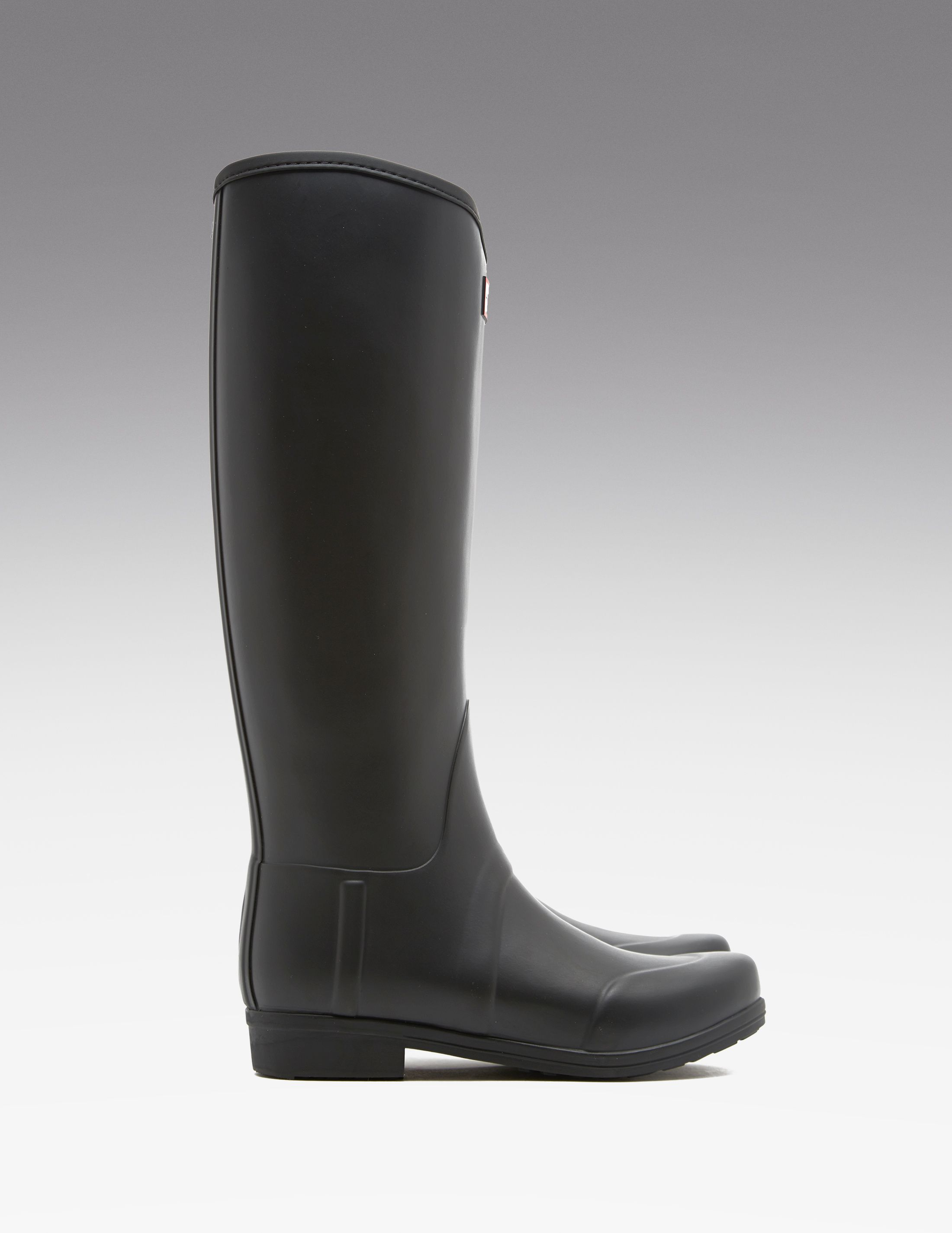 New Buy Hunter Sandhurst Equestrian Style Welly Boots  Black Online At