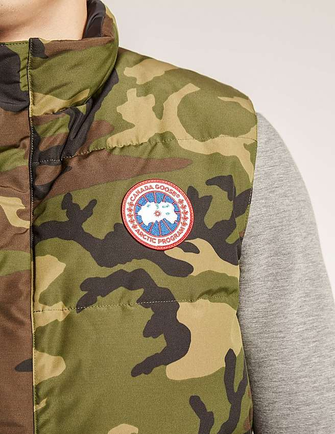Canada Goose' freestyle vest, Men's, Size: XL, Black, Polyester