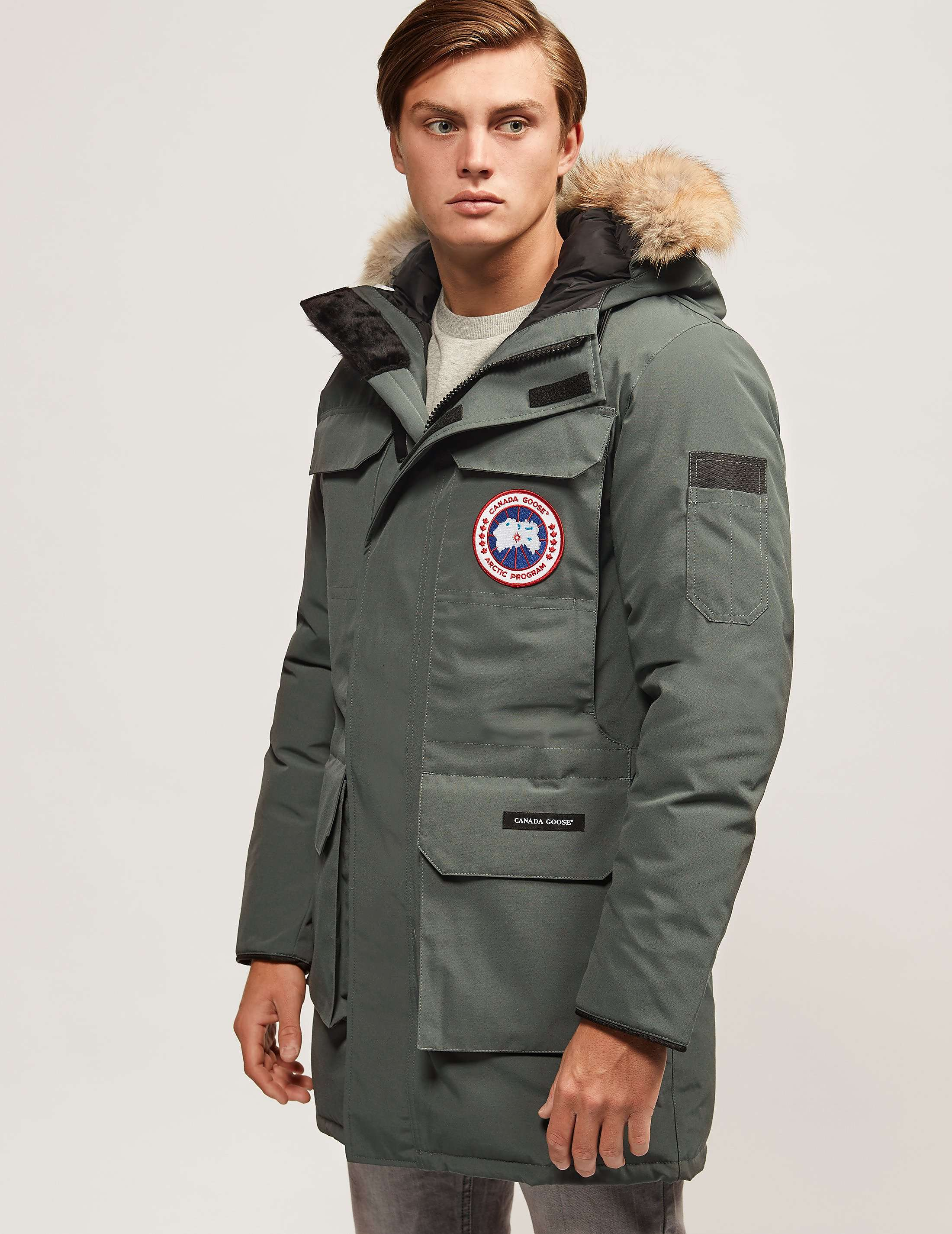 canada goose men&s chilliwack parka review