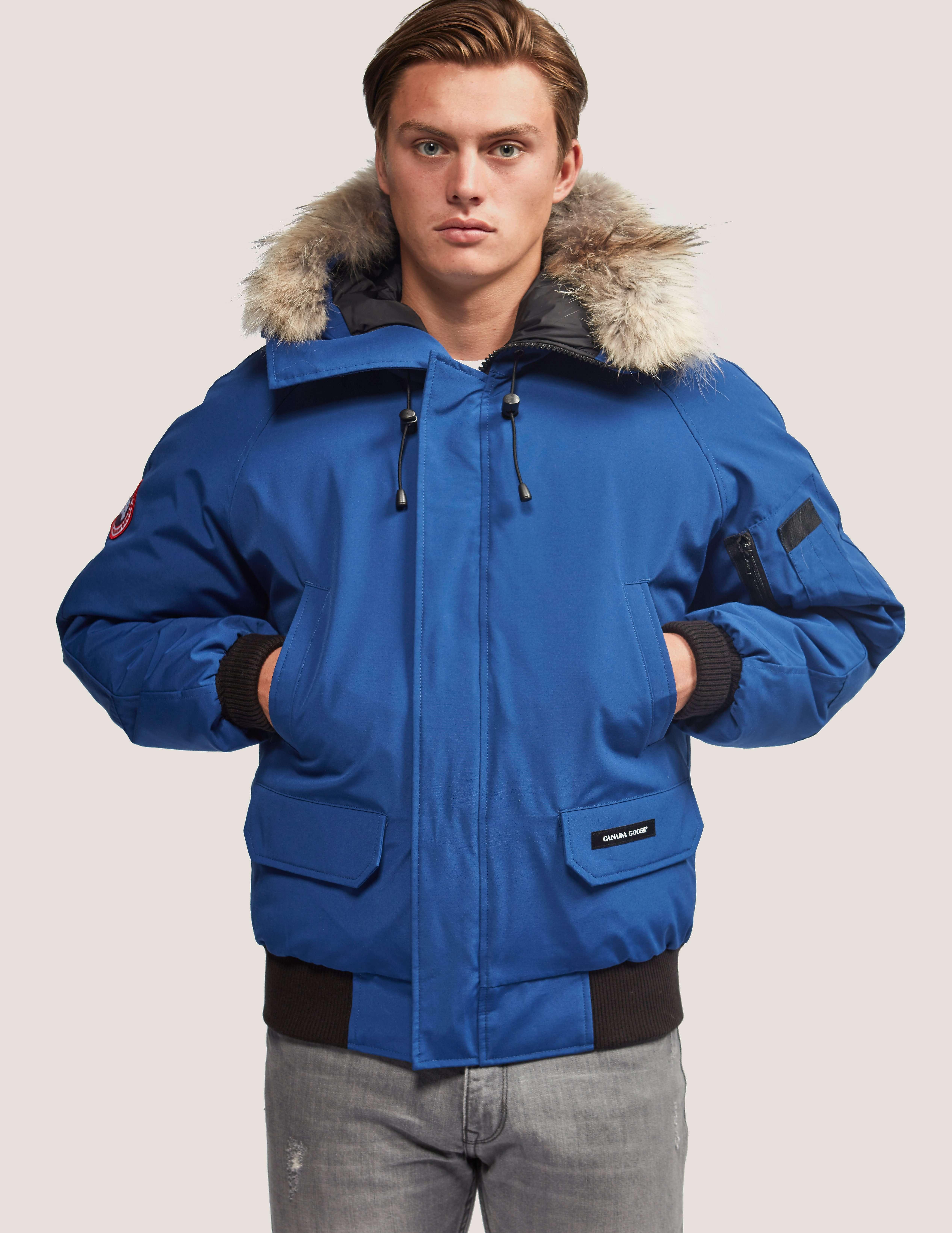 Canada Goose jackets outlet official - Blue Jackets & Coats Men | Tessuti