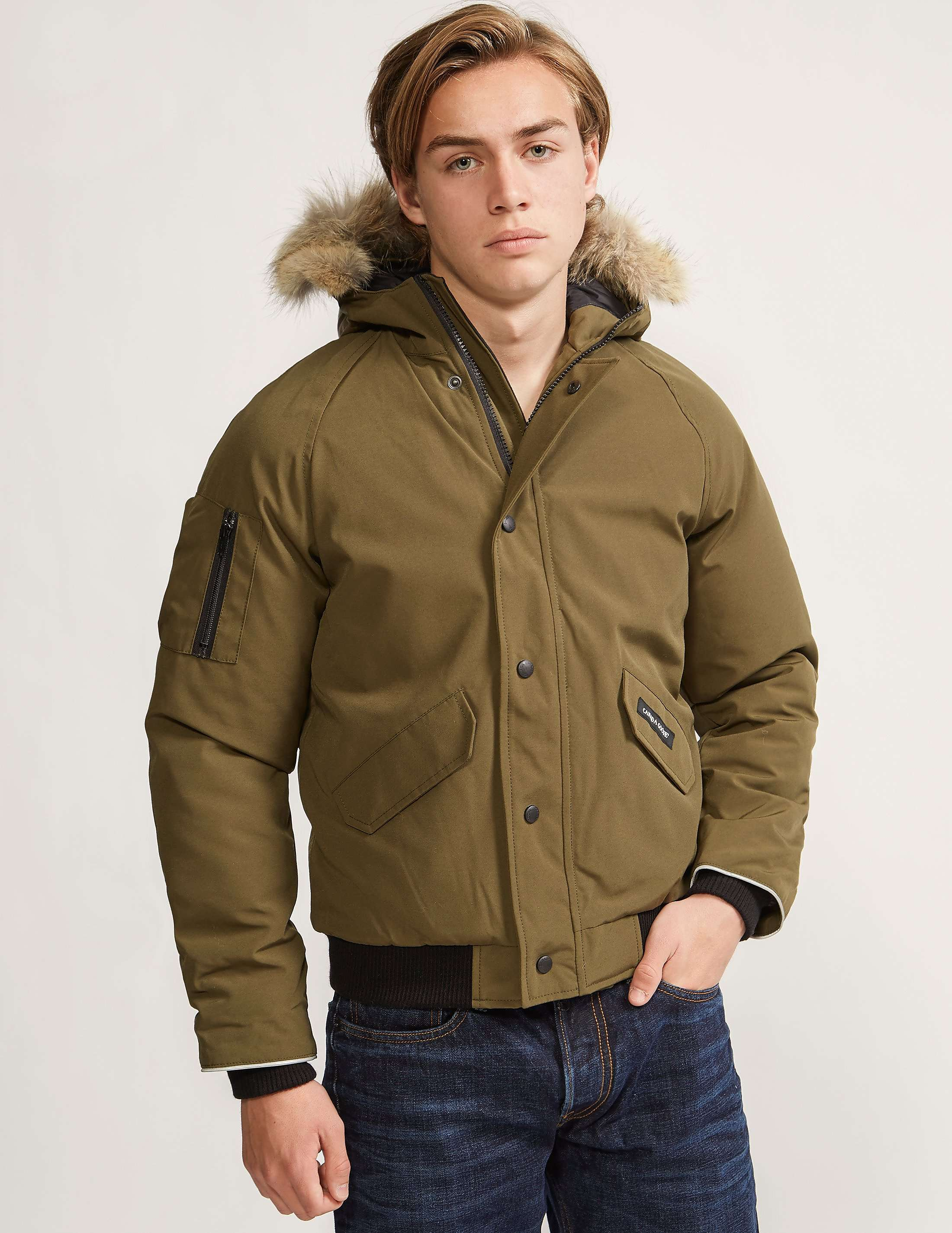 Canada Goose' RUNDLE BOMBER (14-16 years YOUTH)