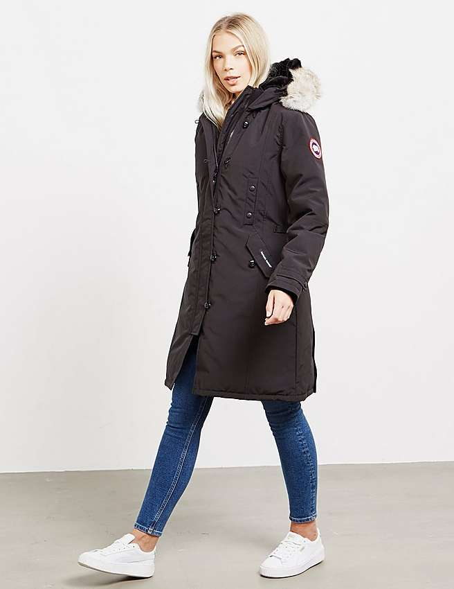 how much is canada goose kensington parka