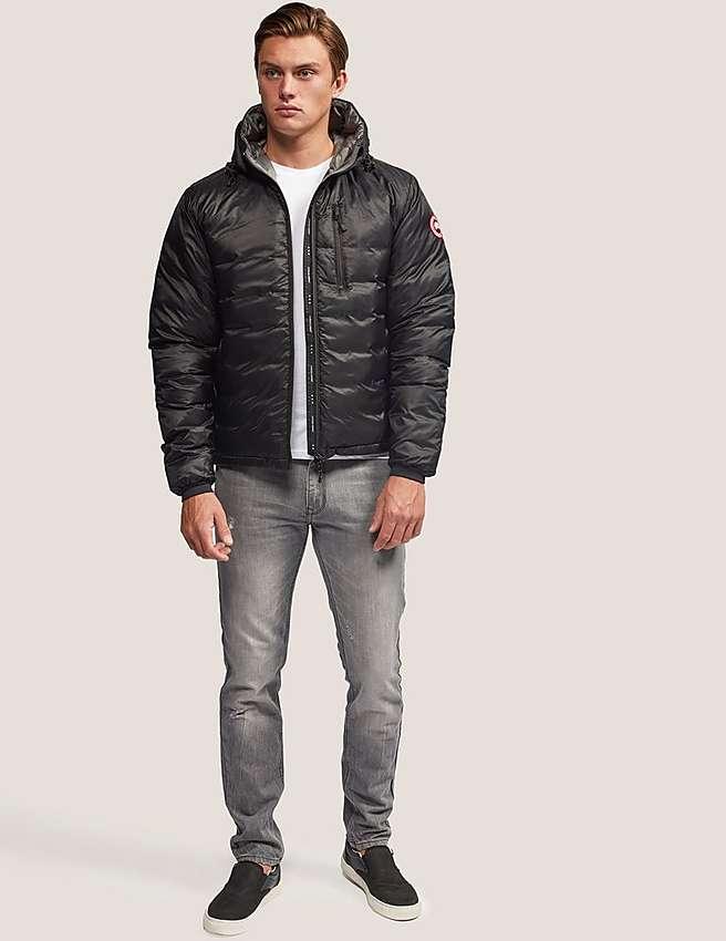 Canada Goose' Lodge Jacket - Men's Small - Black