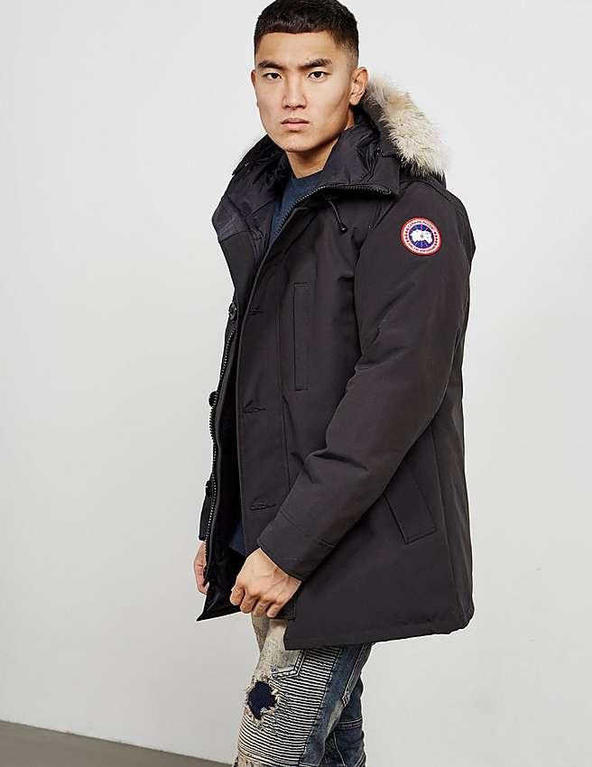 Canada Goose chilliwack parka replica price - Black Canada Goose Chateau Parka Jacket   Tessuti