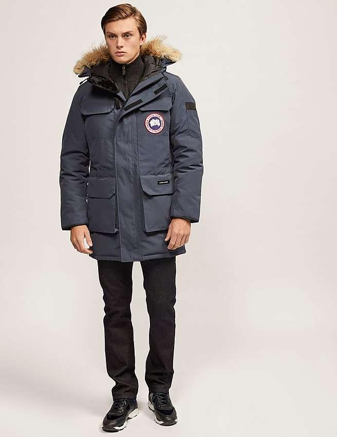Canada Goose kensington parka replica 2016 - Blue Canada Goose Citadel Parka Jacket | Tessuti
