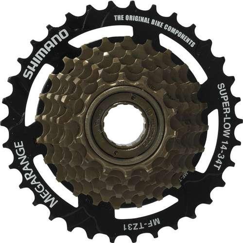 14-34 Mega-Range 7 Speed Freewheel