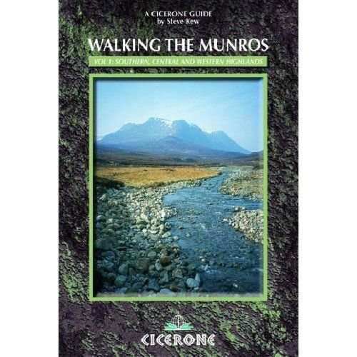 Walking the Munros: Southern, Central and Western Highlands Vol. 1 Guidebook