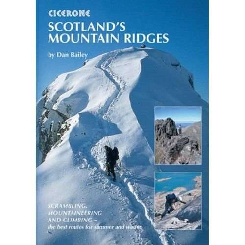 Scotland's Mountain Ridges Guidebook
