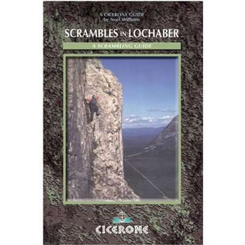 Scrambles in Lochaber Guidebook