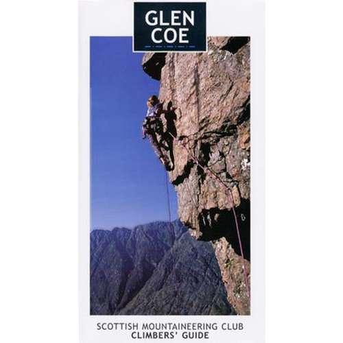 Glencoe SMC Climbing Guide Guidebook