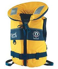 Spiral Child Large Life Jacket