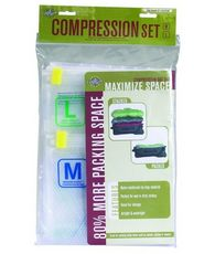 Pack-It Compression Sac Set