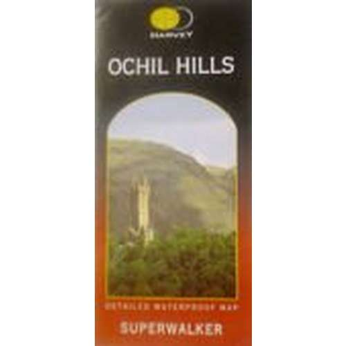 Ochil Hills Map