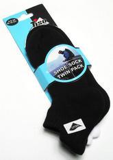 Shoe Sock Twin Pack Socks